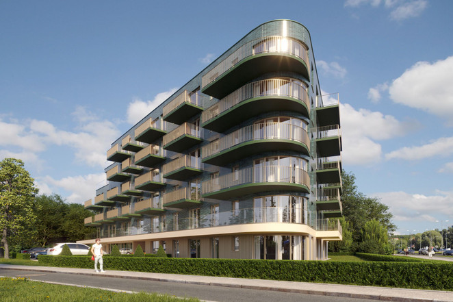 Morizon WP ogłoszenia | Mieszkanie w inwestycji Świtezianki, Kraków, 42 m² | 2020