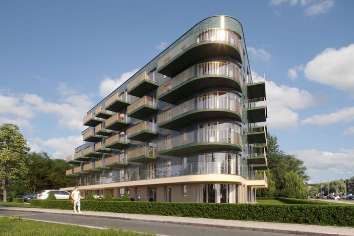 Mieszkanie w inwestycji Świtezianki, Kraków, 38 m² | Morizon.pl | 6077