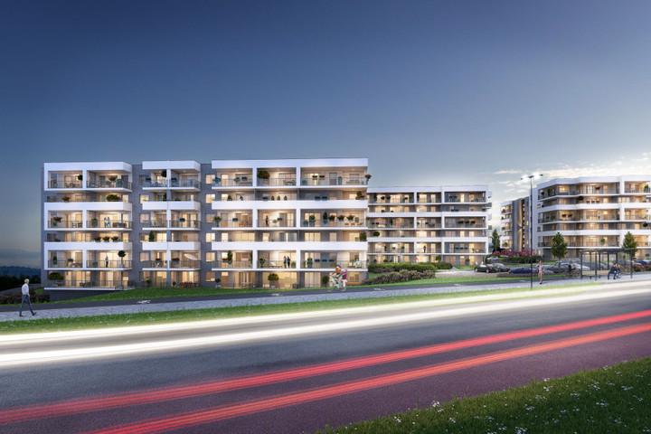 Morizon WP ogłoszenia   Nowa inwestycja - Nowy Stok, Kielce Na Stoku, 25-86 m²   9215