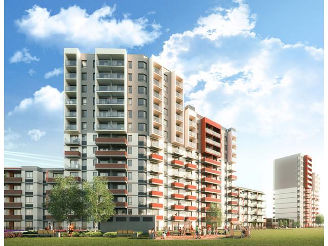 Morizon WP ogłoszenia | Mieszkanie w inwestycji Przy Mogilskiej, Kraków, 58 m² | 3650
