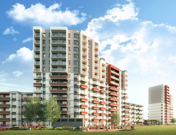 Morizon WP ogłoszenia | Mieszkanie w inwestycji Przy Mogilskiej, Kraków, 31 m² | 3639