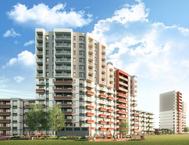 Morizon WP ogłoszenia | Nowa inwestycja - Przy Mogilskiej, Kraków Prądnik Czerwony, 30-71 m² | 9231