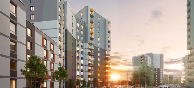 Mieszkanie na sprzedaż 39 m² Kraków Prądnik Czerwony ul. Łaszkiewicza/ ul. Ostatnia ul.  Mogilska - zdjęcie 2