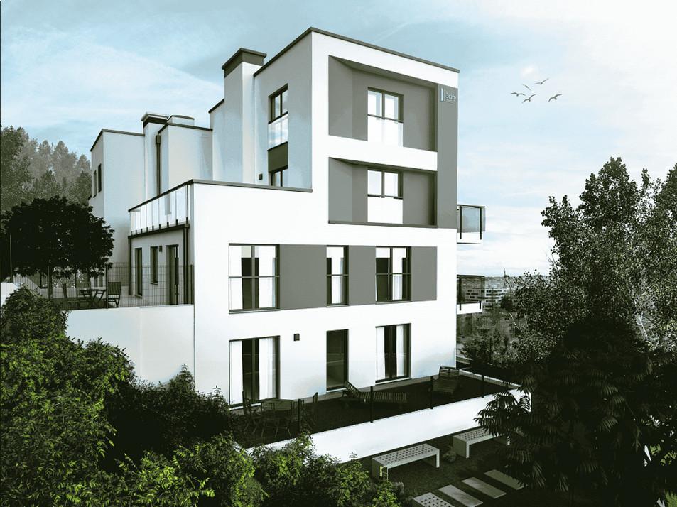 Nowa inwestycja - K9 Apartamenty Działki Leśne, Gdynia Działki Leśne | Morizon.pl