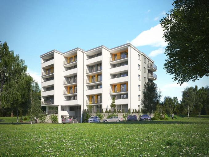 Morizon WP ogłoszenia | Nowa inwestycja - Słoneczna Macedonia, Kraków Łagiewniki-Borek Fałęcki, 40-88 m² | 9241