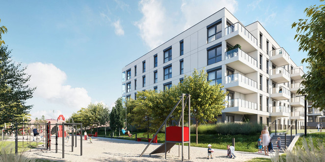 Morizon WP ogłoszenia | Mieszkanie w inwestycji LINEA, Gdańsk, 57 m² | 7738