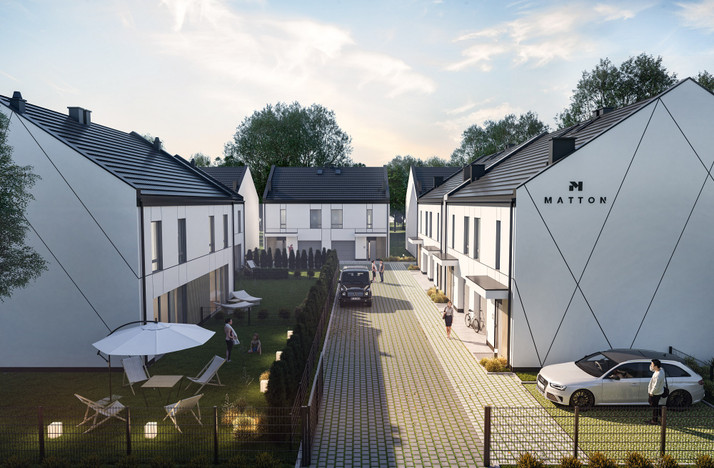 Dom w inwestycji Avior Park, Gdynia, 175 m² | Morizon.pl | 7333