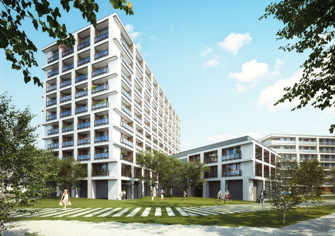 Morizon WP ogłoszenia | Mieszkanie w inwestycji Nowa Grochowska Mikroapartamenty, Warszawa, 47 m² | 1455