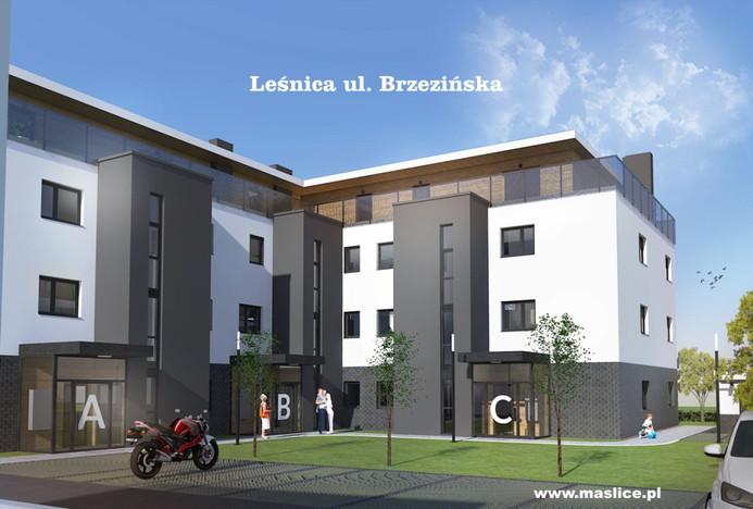 Mieszkanie w inwestycji Leśnica, Wrocław, 64 m²   Morizon.pl   3853