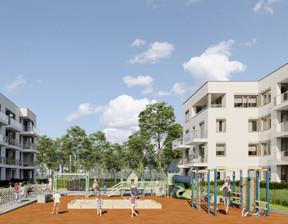 Mieszkanie w inwestycji Młode Stogi, Gdańsk, 55 m²