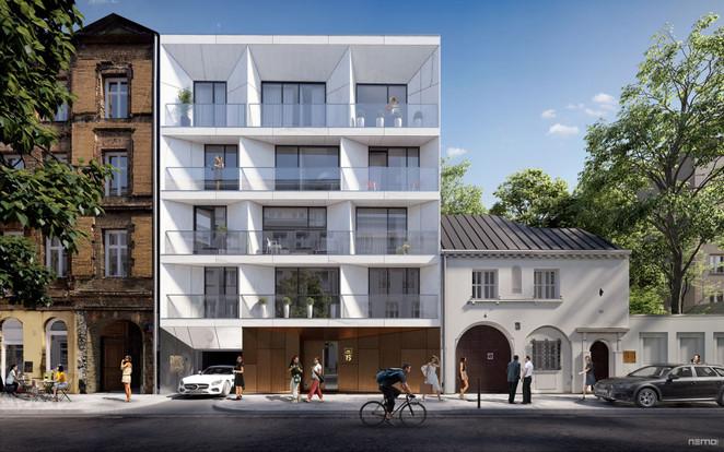 Morizon WP ogłoszenia | Mieszkanie w inwestycji Emilii Plater 15, Warszawa, 26 m² | 0093