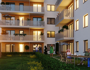 Mieszkanie w inwestycji Murapol Zielony Żurawiniec, Poznań, 62 m²