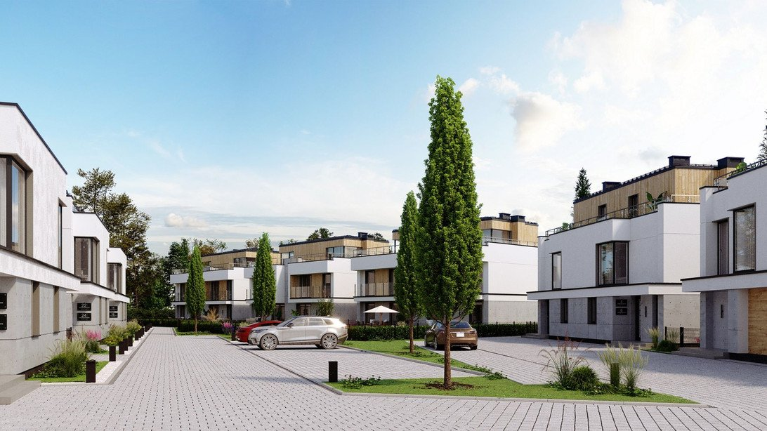 Nowa inwestycja - TESORO VERDE RESIDENCE, Kraków Łagiewniki-Borek Fałęcki | Morizon.pl