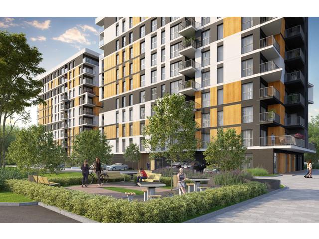 Morizon WP ogłoszenia | Mieszkanie w inwestycji Słoneczne Tarasy, Katowice, 95 m² | 2434