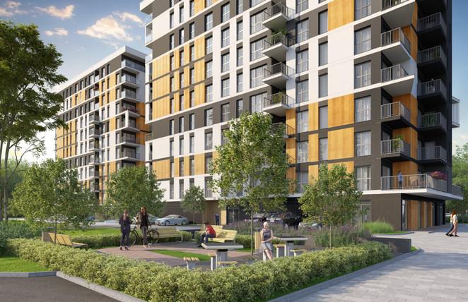 Morizon WP ogłoszenia | Mieszkanie w inwestycji Słoneczne Tarasy, Katowice, 45 m² | 2536