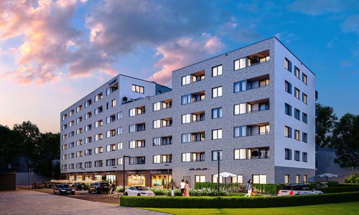 Morizon WP ogłoszenia | Nowa inwestycja - Apartamenty Mikołowska, Gliwice Śródmieście, 29-99 m² | 9310