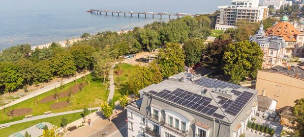 Mieszkanie na sprzedaż 29 m² kamieński Międzyzdroje ul. Bohaterów Warszawy 12 (róg ul. Plażowej)  - zdjęcie 1