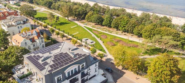 Mieszkanie na sprzedaż 33 m² kamieński Międzyzdroje ul. Bohaterów Warszawy 12 (róg ul. Plażowej)  - zdjęcie 2
