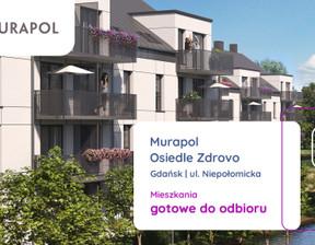 Mieszkanie w inwestycji Murapol Osiedle Zdrovo, Gdańsk, 32 m²