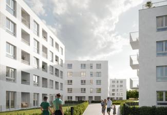 Nowa inwestycja - Osiedle BLANCO, Pruszków ul. Lipowa 42