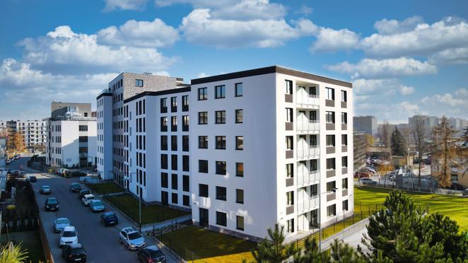 Morizon WP ogłoszenia | Mieszkanie w inwestycji AntraCity, Kraków, 67 m² | 4395