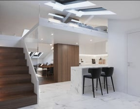 Mieszkanie w inwestycji Dietla 11, Kraków, 56 m²