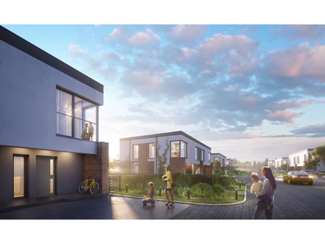 Morizon WP ogłoszenia | Dom w inwestycji Poznań Nowe Kotowo, Poznań, 83 m² | 4564