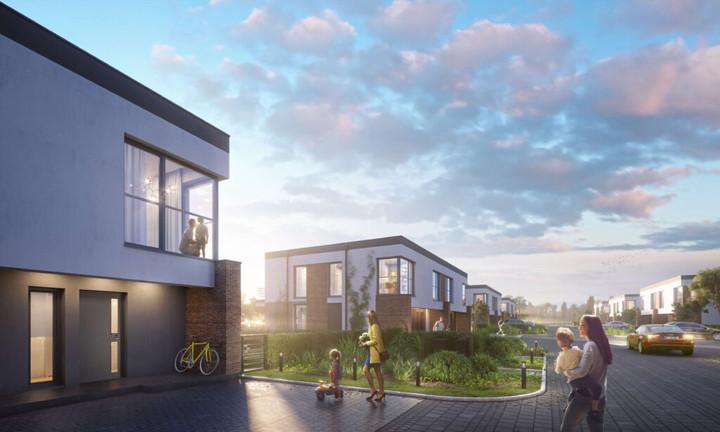 Morizon WP ogłoszenia | Nowa inwestycja - Poznań Nowe Kotowo, Poznań Grunwald, 83 m² | 9385