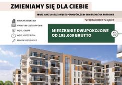 Mieszkanie w inwestycji Nowy Bańgów w Siemianowicach Śląskich..., Siemianowice Śląskie, 47 m²