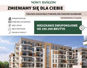 Mieszkanie w inwestycji Nowy Bańgów w Siemianowicach Śląskich..., Siemianowice Śląskie, 31 m²
