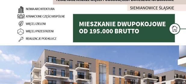 Mieszkanie na sprzedaż 73 m² Siemianowice Śląskie Bańgów ul. Bańgowska - zdjęcie 1