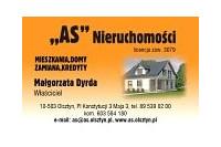 AS Nieruchomości - Zamiany, Kredyty