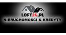 LOFT24.PL NIERUCHOMOŚCI & KREDYTY S.C. Ewelina Kasprzyszak i Michał Piątek