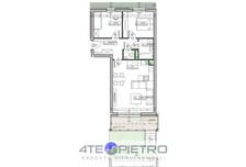 Mieszkanie na sprzedaż, Lublin Węglin Południowy, 63 m²