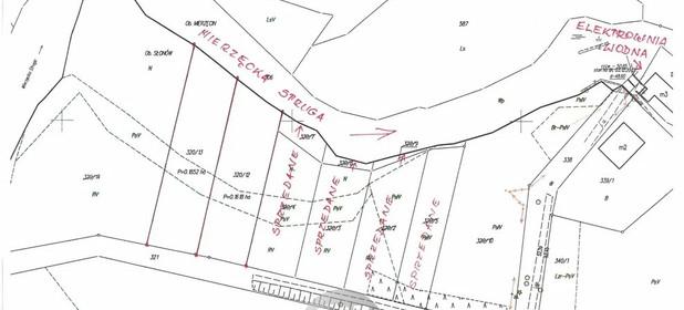 Działka na sprzedaż 1209 m² Strzelecko-Drezdenecki Dobiegniew Nowy Młyn - zdjęcie 2
