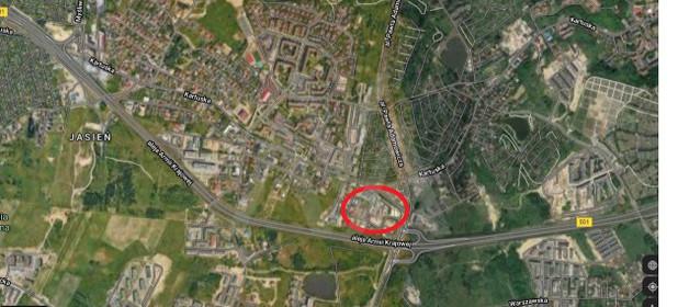 Działka do wynajęcia 1747 m² Gdańsk Jasień LIMBOWA - zdjęcie 2