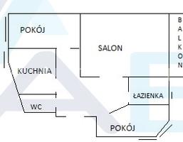 Morizon WP ogłoszenia   Mieszkanie na sprzedaż, Łódź Chojny, 71 m²   9427