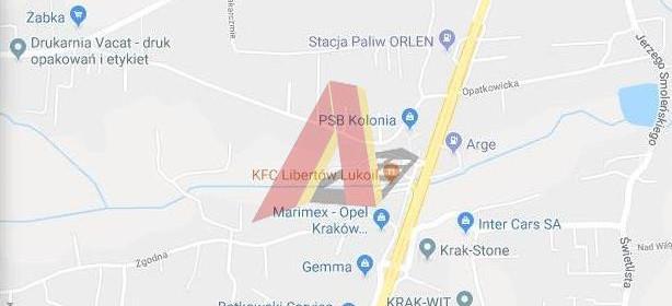 Działka na sprzedaż 24400 m² Krakowski Mogilany Libertów Libertów - zdjęcie 3