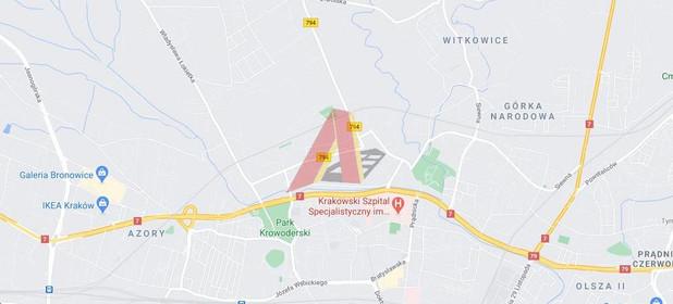 Działka na sprzedaż 4700 m² Kraków Krowodrza Łokietka - zdjęcie 1