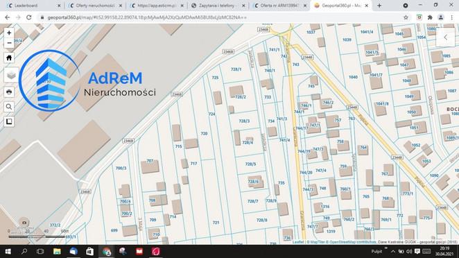 Morizon WP ogłoszenia   Działka na sprzedaż, Łapy, 2400 m²   1161