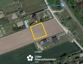 Działka na sprzedaż, Niedrzwica Kościelna Topolowa, 997 m²