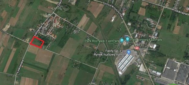 Działka na sprzedaż 10000 m² Białystok Fasty - zdjęcie 1