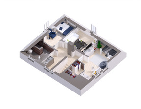 Mieszkanie na sprzedaż, Olsztyn Westerplatte, 50 m²