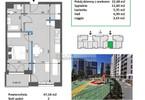 Morizon WP ogłoszenia | Mieszkanie na sprzedaż, Kraków Mistrzejowice, 47 m² | 2605