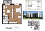 Morizon WP ogłoszenia | Mieszkanie na sprzedaż, Kraków Bieżanów-Prokocim, 48 m² | 0574