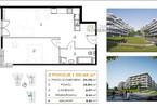 Morizon WP ogłoszenia | Mieszkanie na sprzedaż, Kraków Os. Prądnik Biały, 55 m² | 7135