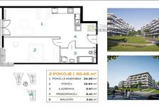 Mieszkanie na sprzedaż, Kraków Os. Prądnik Biały, 55 m²