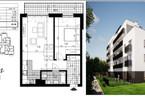 Morizon WP ogłoszenia   Mieszkanie na sprzedaż, Kraków Podgórze, 57 m²   0449