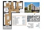 Morizon WP ogłoszenia   Mieszkanie na sprzedaż, Kraków Bieżanów-Prokocim, 62 m²   2203