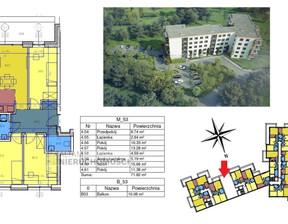 Mieszkanie na sprzedaż, Kraków Czyżyny, 72 m²